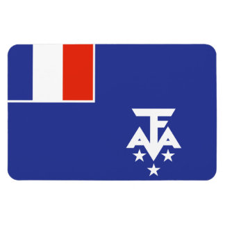 French Southern Antarctica Flag Rectangular Photo Magnet