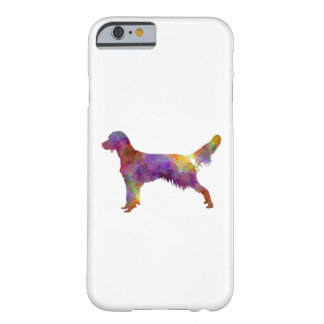 French Spaniel in watercolor Barely There iPhone 6 Case