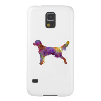 French Spaniel in watercolor Galaxy S5 Covers