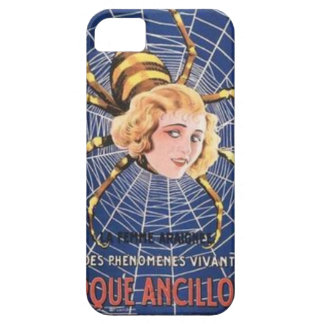 French Spider Girl Barely There iPhone 5 Case