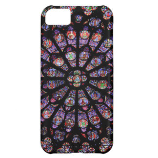French Stain Glass Window iPhone Case iPhone 5C Cases