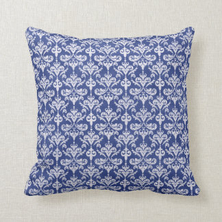 French Blue Throw Pillows : French Blue Cushions - French Blue Scatter Cushions Zazzle.com.au