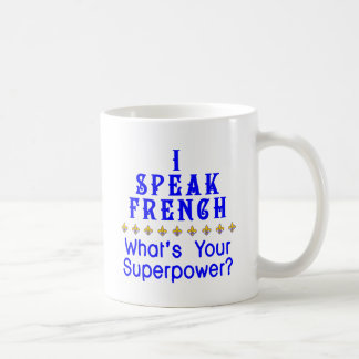 French Superpower Gear Coffee Mug