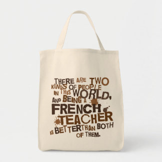 French Teacher Gift