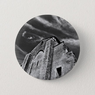 French the Middle Ages kisses the darkness skies 6 Cm Round Badge