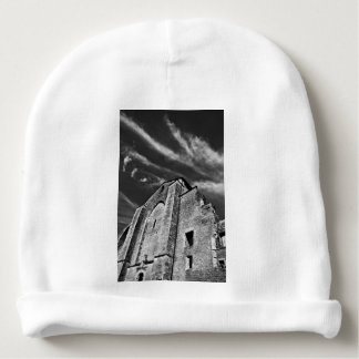 French the Middle Ages kisses the darkness skies Baby Beanie