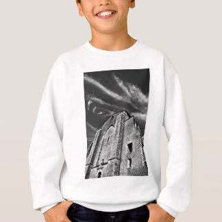 French the Middle Ages kisses the darkness skies Sweatshirt