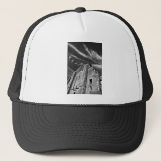 French the Middle Ages kisses the darkness skies Trucker Hat
