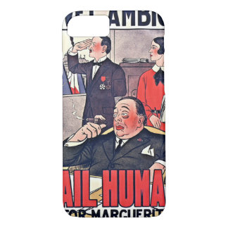 French Theater Poster 1920 iPhone 7 Case