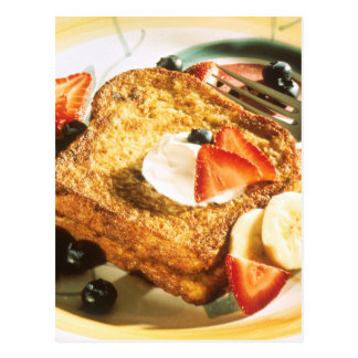 French Toast Postcard