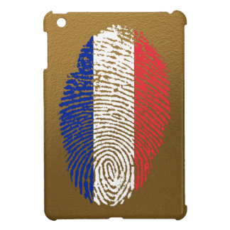 French touch fingerprint flag iPad mini covers