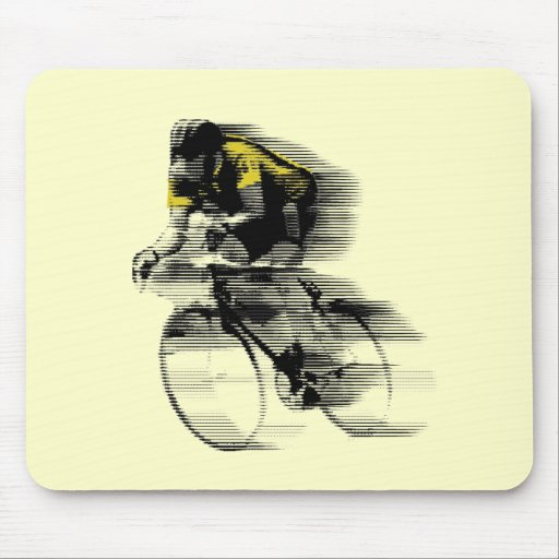 French Tour Mouse Pads