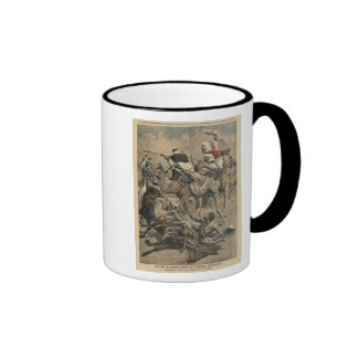 French troops in Sahara Mugs