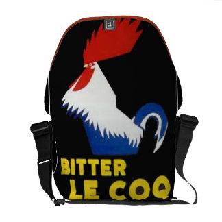 French Vintage Messanger Bag Rickshaw Bag Messenger Bag