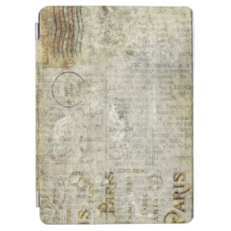 French Vintage Style Paris Ipad Case iPad Air Cover