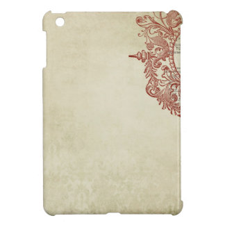 french vintage style stamp cover for the iPad mini