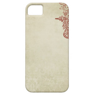 french vintage style stamp iPhone 5/5S case