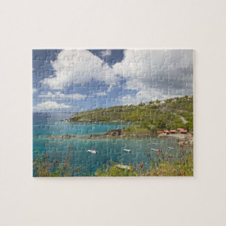 FRENCH WEST INDIES (FWI), Guadaloupe, Basse, Puzzles