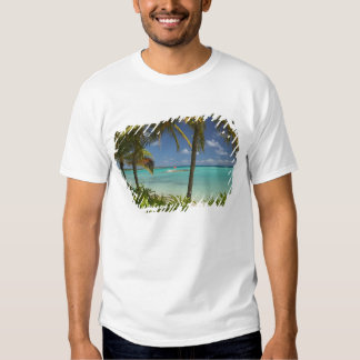 French West Indies, Guadaloupe, Grande Terre, 2 Tshirts