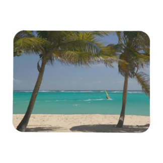 French West Indies, Guadaloupe, Marie, Galante 2 Rectangular Photo Magnet