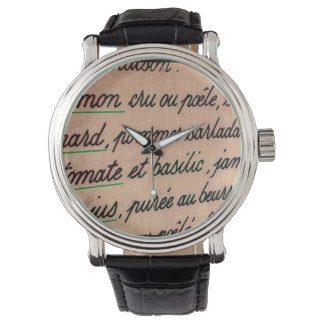 French Wrist Watches