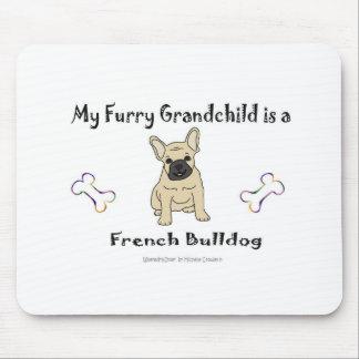FrenchBulldogFawn Mouse Pad