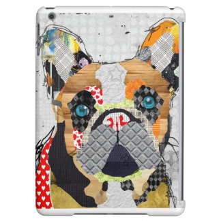 Frenchie Design Savvy iPad Air Case