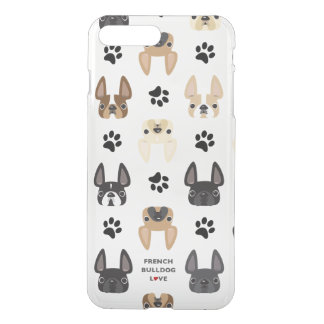Frenchie Faces Phone Case