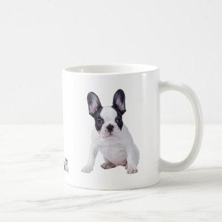 Frenchie - French bulldog puppy Coffee Mug