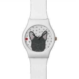 Frenchie, French Bulldog Watches