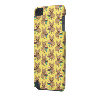 Frenchie has a Birthday iPod Touch 5G Cover
