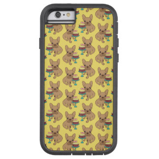 Frenchie has a Birthday Tough Xtreme iPhone 6 Case