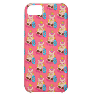 Frenchie is The King of Doughnuts iPhone 5C Case
