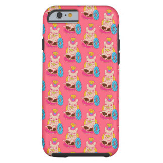 Frenchie is The King of Doughnuts Tough iPhone 6 Case