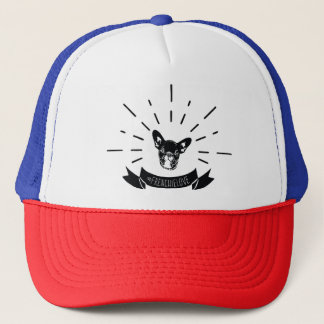 Frenchie Love Trucker Hat
