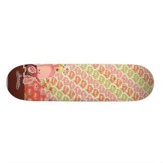 Frenchy Romance Skate Board