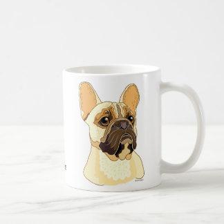 Frenchy the French Bulldog Coffee Mug