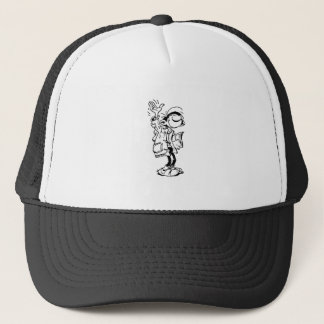 Frenchy Trucker Hat