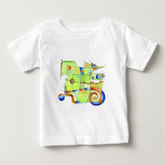 Frenesia - mad world without back baby T-Shirt