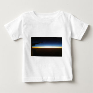 Frequent Flyer Horizontal Baby T-Shirt