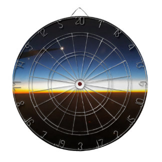 Frequent Flyer Horizontal Dartboard