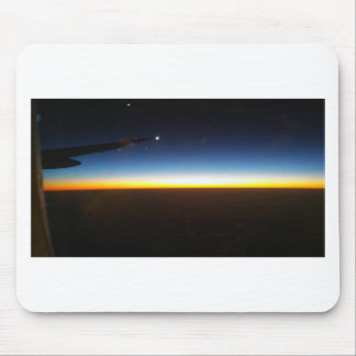 Frequent Flyer Horizontal Mouse Pad