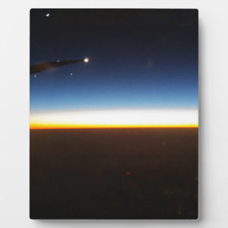 Frequent Flyer Horizontal Plaque