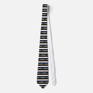Frequent Flyer Horizontal Tie