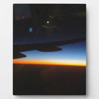 Frequent Flyer Vertical Plaque