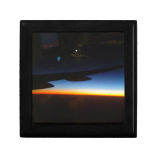 Frequent Flyer Vertical Small Square Gift Box