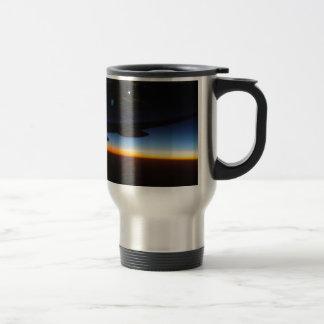 Frequent Flyer Vertical Travel Mug