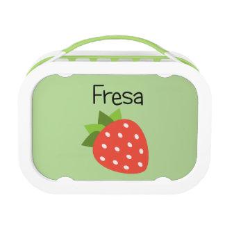 Fresa (Strawberry) Lunch Box