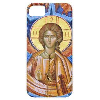 frescoe of jesus christ iPhone 5 cases
