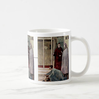 Frescoes On The Life Of St. Francis Of Assisi Mugs